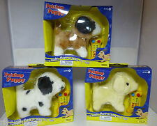 PETSHOP PUPPY I WALK BARK & WAG MY TAIL AGES 3+ BATTERIES INCLUDED
