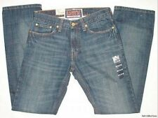 514 LEVIS SLIM FIT STRAIGHT BLUE DENIM COTTON MEN JEAN