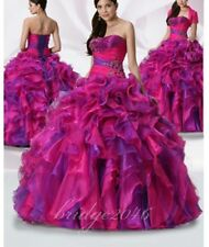New Sweetheart Quinceanera Dresses Ball Gown Prom Pageant Dress Custom Made