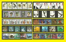 1998 All Commemorative Issues of Great Britain each Sold Separately Mint nh
