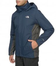 GIACCA + PILE THE NORTH FACE EVOLUTION II TRICLIMATE JACKET COSMIC BLUE ASPHALT