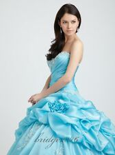 New Lace Quinceanera Dress Ball Gown Sweetheart Prom Pageant Dress Wedding Gown