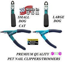 PET Grooming PREMIUM Pro QUALITY Nail Clipper Trimmer DOG CAT*Better than Resco