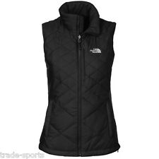 THE NORTH FACE WOMENS LADIES SIZE XS S M L XL SLEEVELESS VEST GILET JACKET COAT