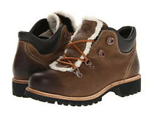 Timberland Womens Alpine Hiker Boots insulated winter snow shoes Wide NEW $220
