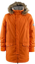 Foursquare Boundary Snowboard Jacket Sunset Mens