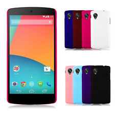 For LG Google Nexus 5 Cover Solid Hard Impact Protector Accessory Case