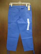 DKNY Jeans Womens Cropped Pants Capri Multiple Sizes Colors NWT