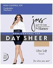 Just My Size Plus Size Regular, Reinforced Toe Pantyhose 4-Pack - style 81208