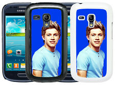 For Samsung Galaxy S3 Mini i8190 One Direction Niall Horan Case/Cover - A4L50