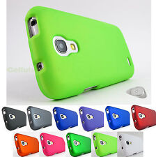 For Samsung Galaxy S4 IV MINI Bundle Hard Matte Feel Snap-On Case Cover+PryTool
