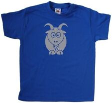 Cartoon Goat Kids T-Shirt