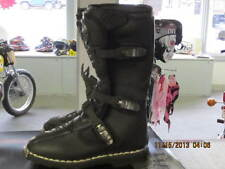 Moose Racing M1 Boots for Kids Youth Black Motocross ATV New in Box