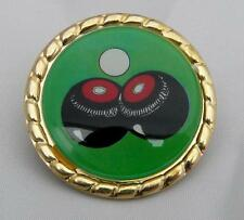 LAWN BOWLS BADGE Jack Green Bowling Gift Club Team NEW