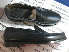 NIB NEW WEEJUNS  G.H. Bass & Co. BASS LOGAN LOAFER SLIP ON SHOES