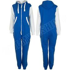New Mens Womens Unisex Football Kit Chelsea Everton Onesie Fleece Hooded Size S