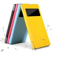 Nillkin Fresh Leather Flip Cover Case For Sony L39h Xperia Z1 i1 C6903 C6906