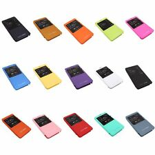 FOR Samsung GALAXY NOTE 3 III N9000 FLIP Synthetic Leather CASE Battery COVER