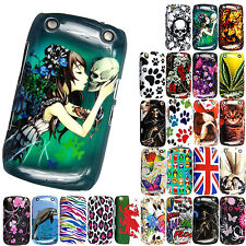 FOR BLACKBERRY CURVE 9320 9315 NEW STYLISH PRINTED HARD SHELL BACK CASE COVER