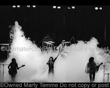 Queen Photo Freddie Mercury Brian May Taylor Deacon 11x14 1975 by Marty Temme 2