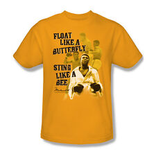Muhammad Ali Float Like A Butterfly Sting Like a Bee Kids Youth Men T-shirt Top