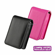 Soft Leather Camera Case For Canon IXUS 140 135 132 125 HS