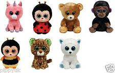 """2012 RELEASES**TY BEANIE BOOS BOO BUDDY ~CHOOSE YOUR 10"""" CHARACTER SOFT TOY**NEW"""