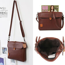 Girls Casual Handbags Messenger Bags WomensFaux Leather Shoulder Cross bags