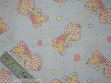 Precious Moments Baby Girl Boy design cotton quilting fabric *Choose favourite!