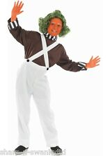 ☆ Boys Girls Kids Child's Oompa Loompa Book Day Fancy Dress Costume Outfit ☆