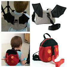 Baby Toddler Safety Harness Bag Backpack Strap Anti lost Mommy's Helper