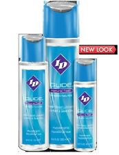 ID GLIDE WATER BASED LUBRICANT NATURAL FEEL LUBE MULTIPLE SIZES