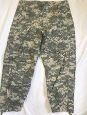 US ARMY GEN III L6 ECW COLD WEATHER ACU CAMO GORE-TEX TROUSERS PANTS VAR SZ NEW