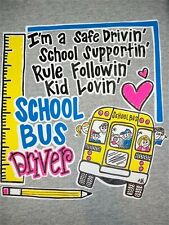 Hot Gift Southern Chics Funny School Bus Driver Sweet Girlie Bright T Shirt