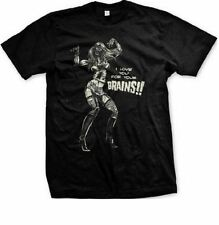 Zombie I Love You For Your Brains Mens Tshirt Chick Scary Apocalypse Gothic Fun