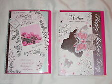 TO MOTHER ON MOTHER'S DAY CARD CUTE 3D INSERTED VERSES TRADITIONAL FLOWERS