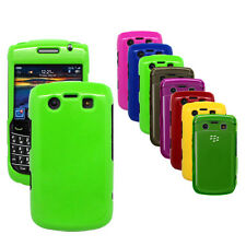 Crystal & Opaque Hard Cover Shell Case for Blackberry Bold 9700 / Bold 9780