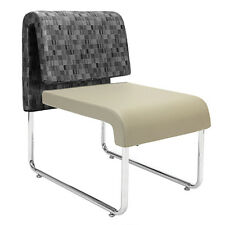 OFM UNO Lounge Contemporary Chair Reception Waiting Room - Set of 2