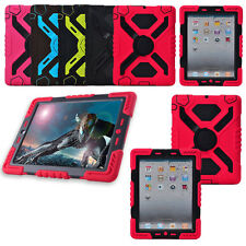Water Shock Dirt Proof Heavy Duty Survivor Military Case Cover For iPad Mini 2