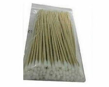wholesal Practical 15cm Cotton Swab Swab Applicator Q-tip EXTRA LONG Wood Handle