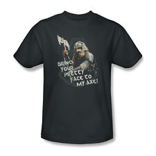 Lord Of The Rings Two Towers Gimli Picture Youth Ladies Jr Women Men T-shirt Top