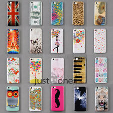 Cute Lovely Cartoon Pattern Back Skin Fitted Case Cover for Apple iPhone 5C NEW