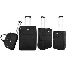 Pierre Cardin Cabrel 4-pc Luggage Set Suitcases & Holdall