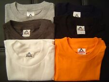 2 NEW AAA ALSTYLE APPAREL LONG SLEEVE T-SHIRT COLOR BLANK PLAIN M-2XL 2PC