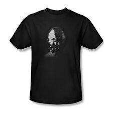 Batman Dark Knight Rises Bane Face DC Movie Adult T-Shirt Tee