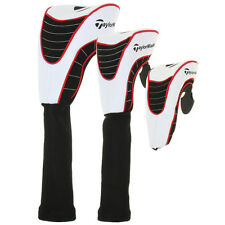 TaylorMade Golf Universal Club Head Covers - Driver Fairway Hybrid Replacements
