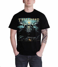 Testament Dark Roots Of The Earth Official Mens New Black T Shirt