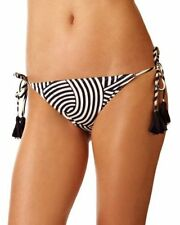 Princesse Tam Tam Hypnotik Bikini Pant White/Black - Various sizes