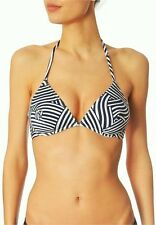 Princesse Tam Tam Hypnotik Underwired Bikini Top - White/Navy