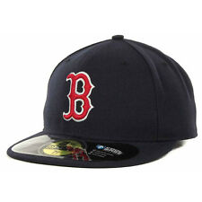 Boston Red Sox Official Authentic New Era 59Fifty OnField Fitted Hat